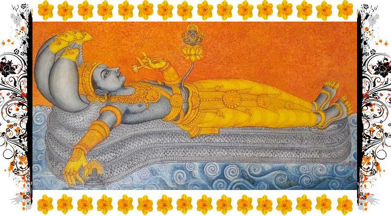 Sri Ananatha Padhma Nabha Swami
