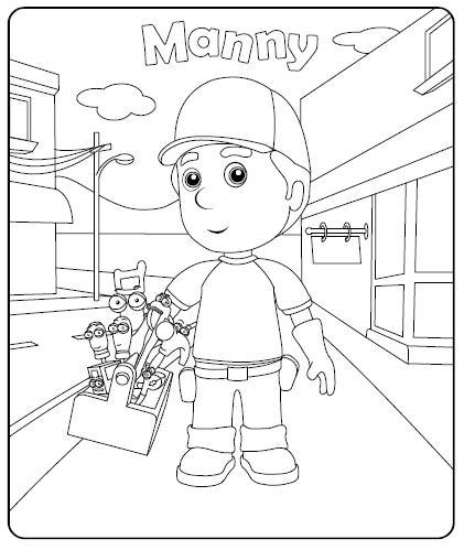 Dibujos Animados Para Colorear De Disney Junior Imagui