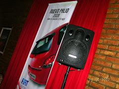 Presentación FIAT Palio 2008