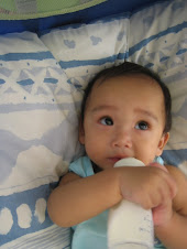 Josh -- my pogi, cute son