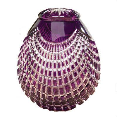 Urn Garden lead crystal urn