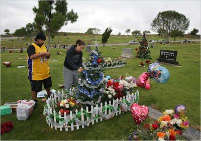 cemetery memorial ritual