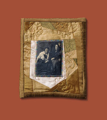memorial quilt art