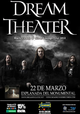 Dream Theater en Lima
