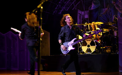 Megadeth, the endgame tour
