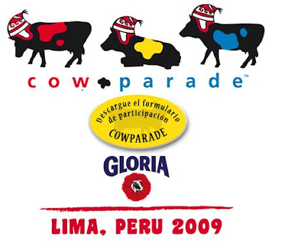 CowParade en Lima