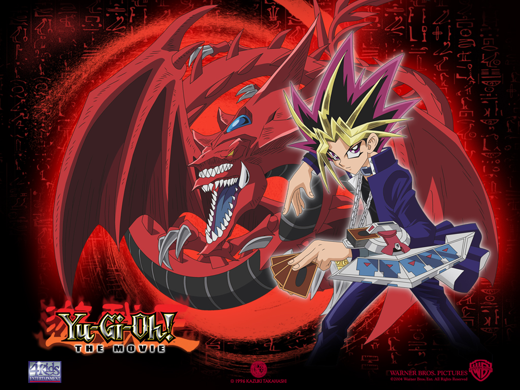 Yu-Gi-Oh HD & Widescreen Wallpaper 0.763651057788684