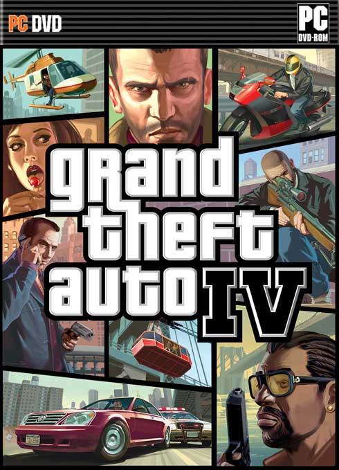 gta iv. GTA IV (PC)