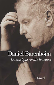 "DANIEL BARENBOM ""LA MUSIQUE REVEILLE LE TEMPS"""