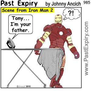 [CARTOON] Iron Man 2.  images, pictures, cartoon, DarthVadar, entertainment, movie, superhero, StarWars,