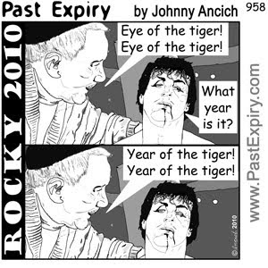 [CARTOON] Rocky 2010.  images, pictures, cartoon, entertainment, movie, spoof, sports.