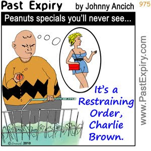 [CARTOON] Unseen Peanuts Special 1.  images, pictures, Peanuts, cartoon, entertainment, kids, spoof, television, violence,