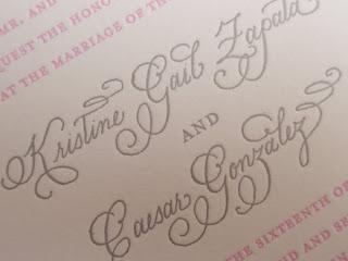 The calligraphy alphabet: calligraphy artist: laura hooper