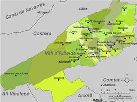 El Bloc dels CRAs de la Vall d'Albaida