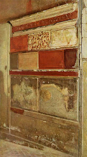the four styles of roman wall paintings thou art history