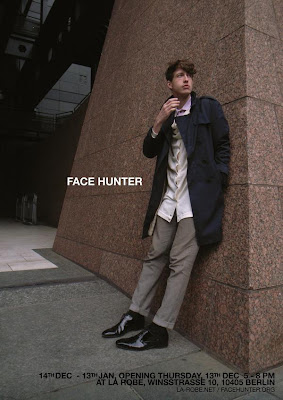 facehunter exhibition, berlin, la robe, face, hunter