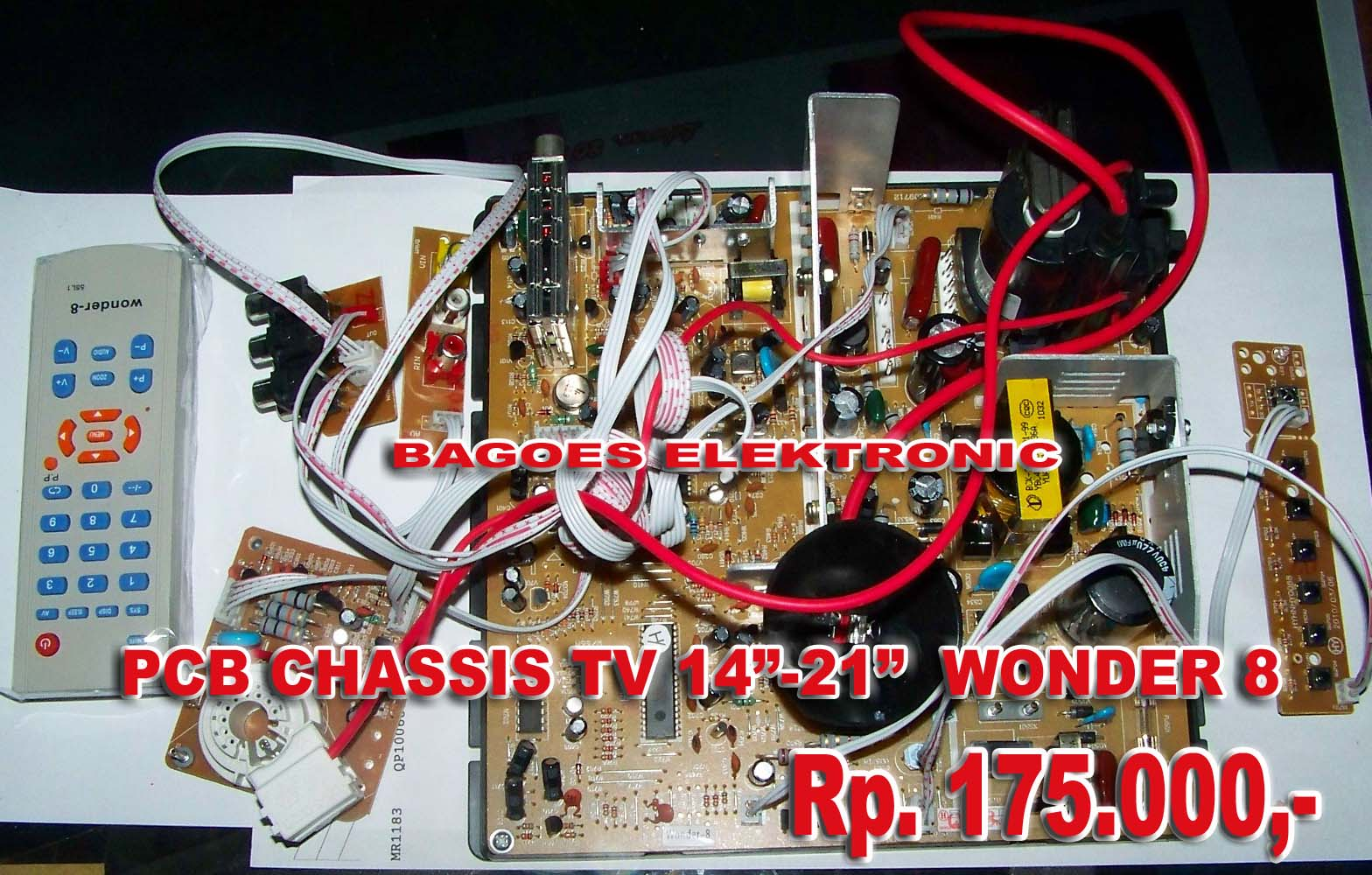 flyback trafo menggunakan bsc t1010a ic jungle la 76818a ic micom lc