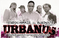 "Stefon Harris & Blackout new album""URBANUS""発売中"