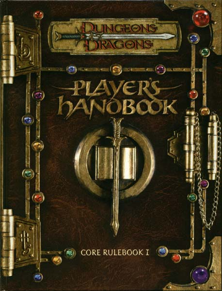 player&#39;s handbook