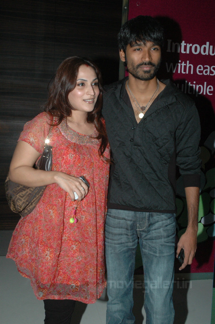 aishwarya dhanush latest