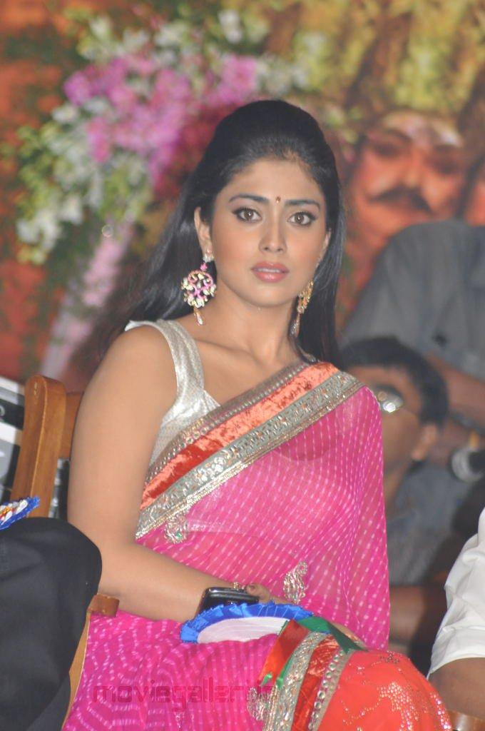 Indian actress Shriya Saran