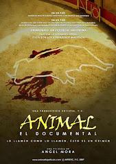 ANIMAL - LA PELICULA (Ángel Mora y Artistic P.C)