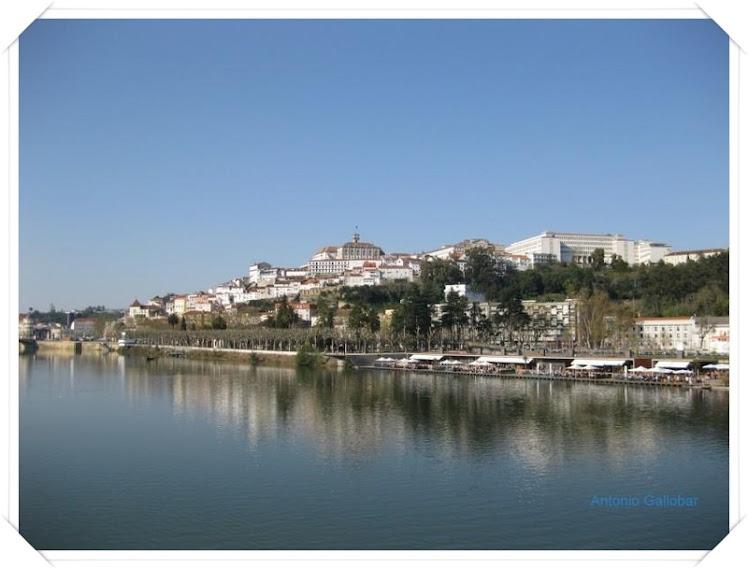 Coimbra tem muito encanto
