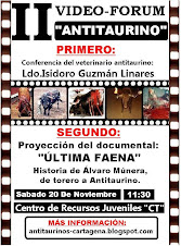 II-Video-Forum Antitaurino: (20-11-2010)