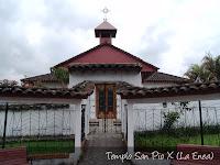 iglesia del barrio LA ENEA en manizales