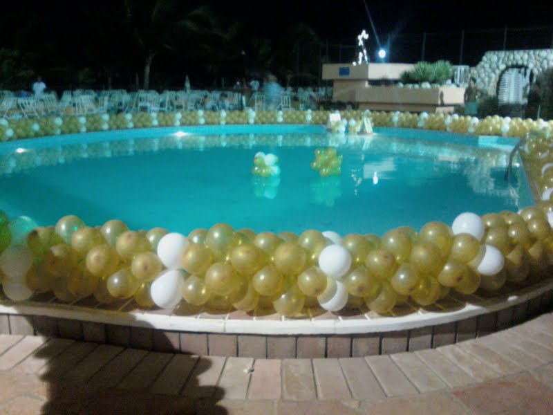 Decora o de festas by catia lins r veillon for Decoration reveillon