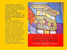 Los libros de César Valverde