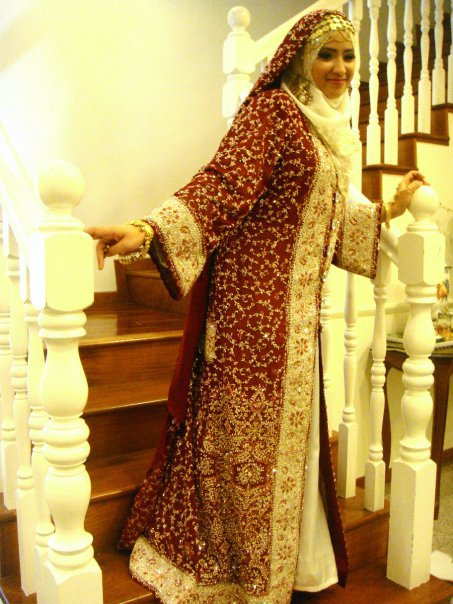 long sleeve dresses hijab
