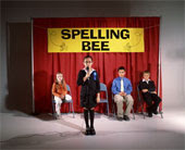 Spelling Bee copyright by FotoSearch