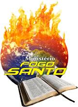 EMBLEMA DO MINISTÉRIO FOGO SANTO.