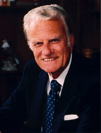 billy graham crusade. In 1992, Billy Graham