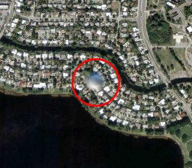 Weird Google Maps Sightings sightings they had while on military bases.