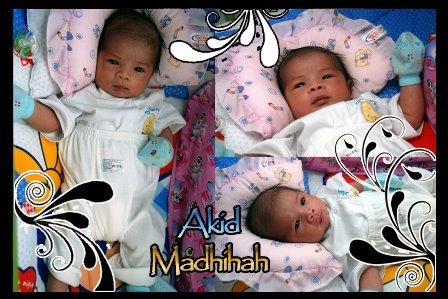 Akid Madhihah