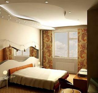 Minimalist BedRoom Design Interior