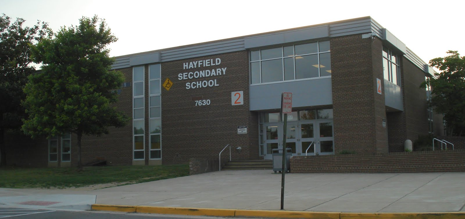Hayfield Community Schools : Home of Viking Pride