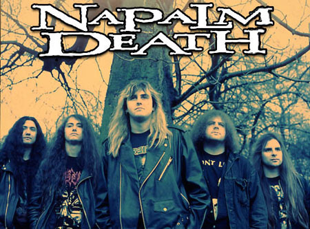 Profil Napalm Death