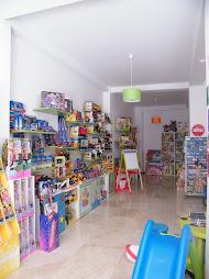 loja dos brinquedos