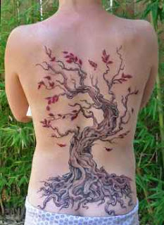 In best Nipponese tattoo
