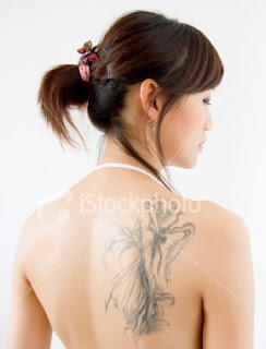 Tattoo Asia Girl Design