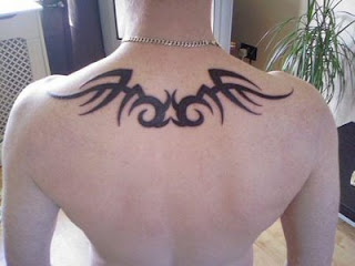 Tribal Tattoos On Back