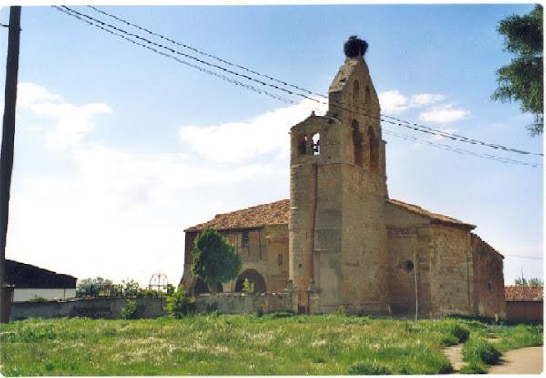 Iglesia de San Pedro vista Sur