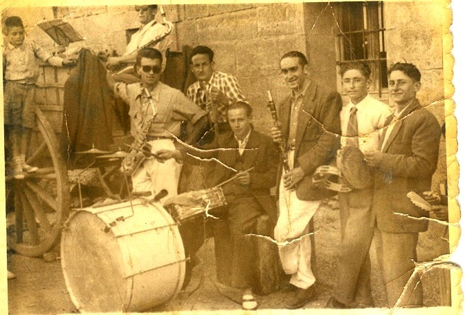 """Orquesta los """"Faraones"""""""
