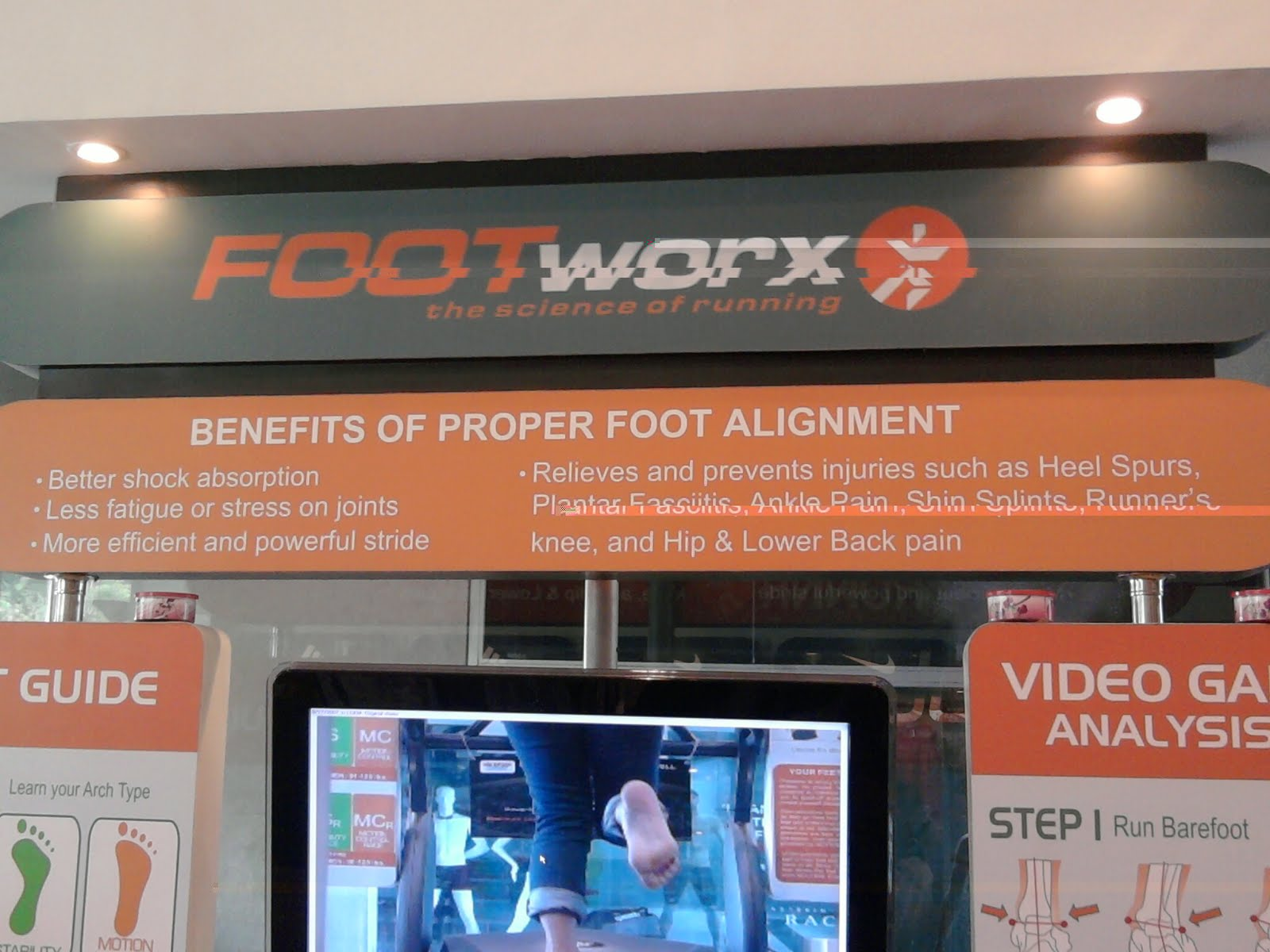 Footprints Shoe Store Flint Mi