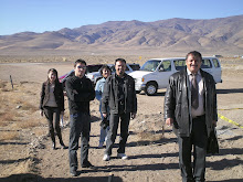 Tajik delegation visits Pyramid Lake