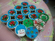 Choc Cup Cakes RM2.30