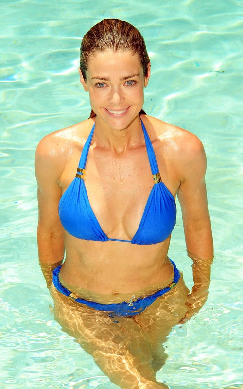 Denise Richards' Bikini Body